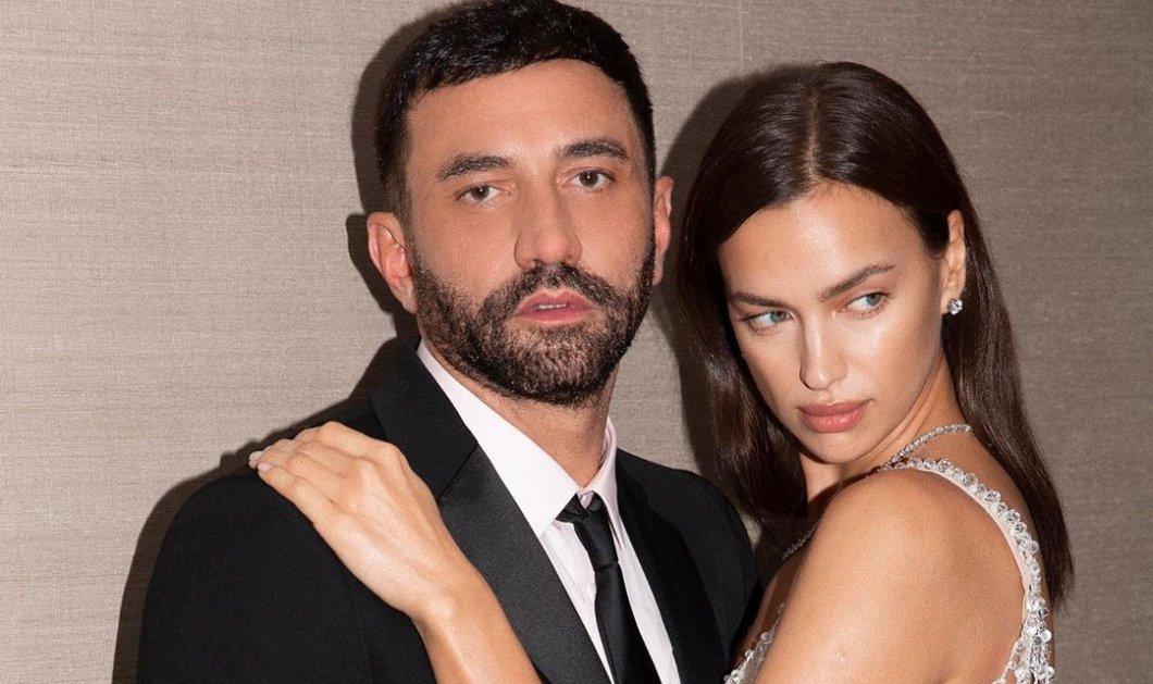 H Irina Shayk γιορτάζει τον πιο αγαπημένο της φίλο – Πόσο έγινε ο Riccardo Tisci, σχεδιαστής της Burberry; (Φωτό)  - Κυρίως Φωτογραφία - Gallery - Video