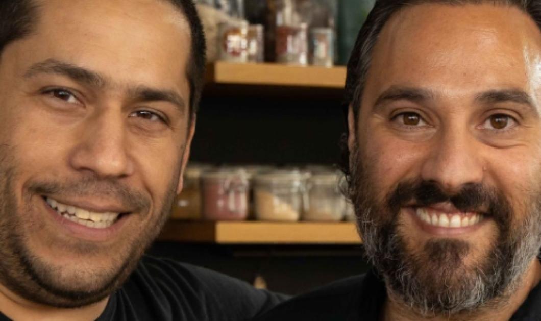 Δείτε τους διάσημους σεφ Γιάννη Λουκάκο & Γιάννη Ρούσσο  να δημιουργούν τον διασημότερο μουσακά του Opso (βίντεο) - Κυρίως Φωτογραφία - Gallery - Video
