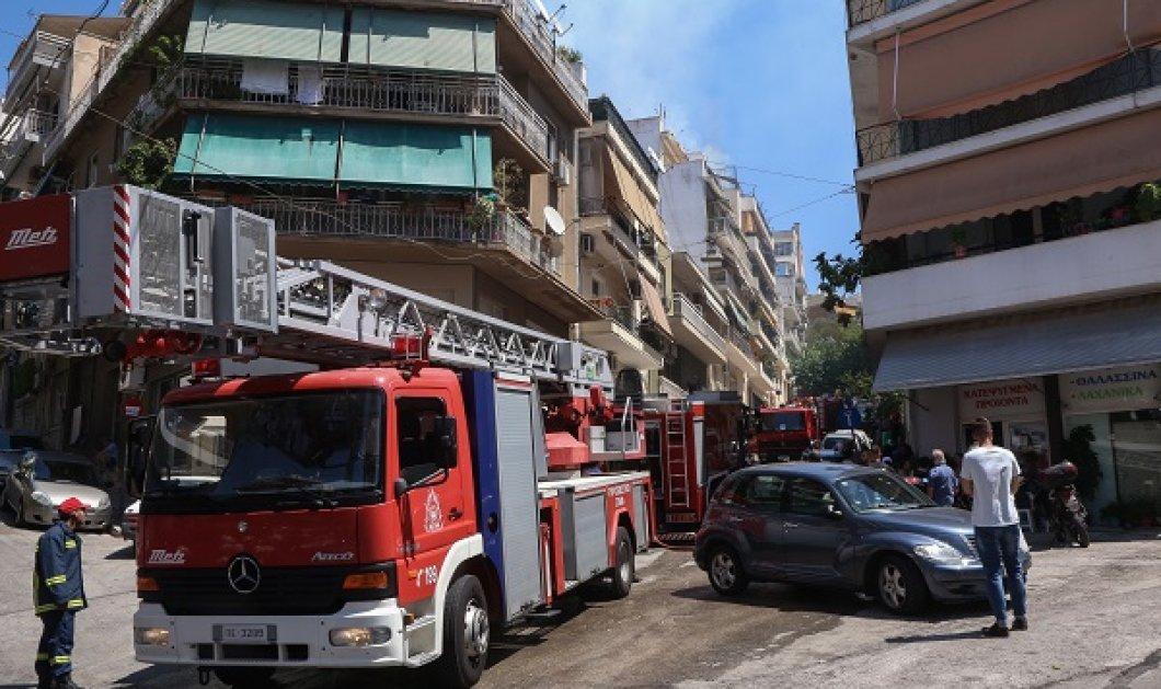 Τραγωδία στην Κυψέλη: Δύο ηλικιωμένοι έχασαν τη ζωή τους μετά από πυρκαγιά σε διαμέρισμα (φωτό) - Κυρίως Φωτογραφία - Gallery - Video