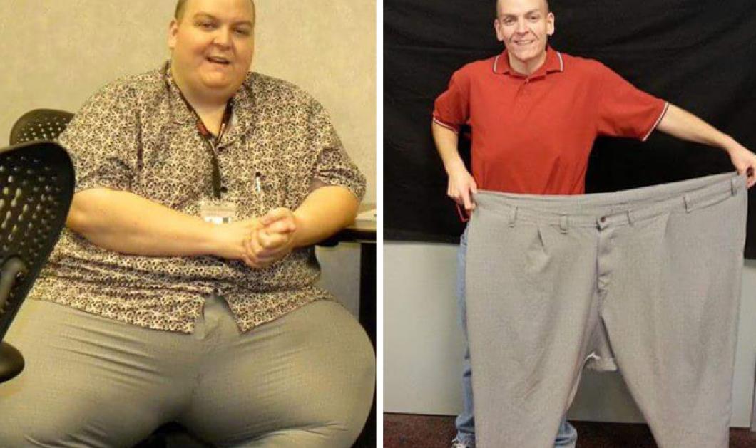 Πρέπει να δείτε αυτό το θέμα: 97 υπέρβαροι άνδρες & γυναίκες έχασαν τόσα κιλά που δεν τους αναγνωρίζεις – Φωτό πριν & μετά - Κυρίως Φωτογραφία - Gallery - Video