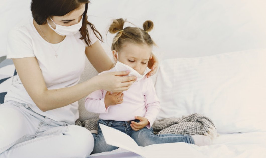 Μεγάλη έρευνα: Τα παιδιά δεν γλυτώνουν από την πανδημία  - Ακόμα και ασυμπτωματικά 11 έως 17 μεταδίδουν τον ιό - Κυρίως Φωτογραφία - Gallery - Video