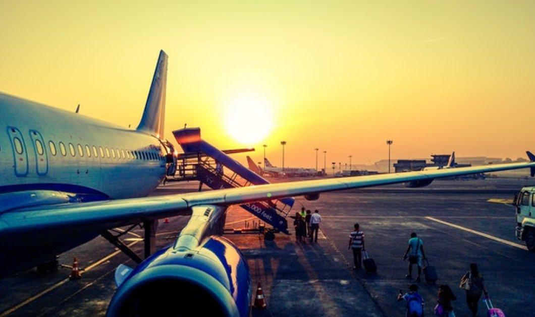 Αυτό είναι το αεροπλάνο του μέλλοντος με πλεξιγκλάς ανάμεσα στους επιβάτες για ασφάλεια λόγω κορωνοϊού (Φωτό) - Κυρίως Φωτογραφία - Gallery - Video