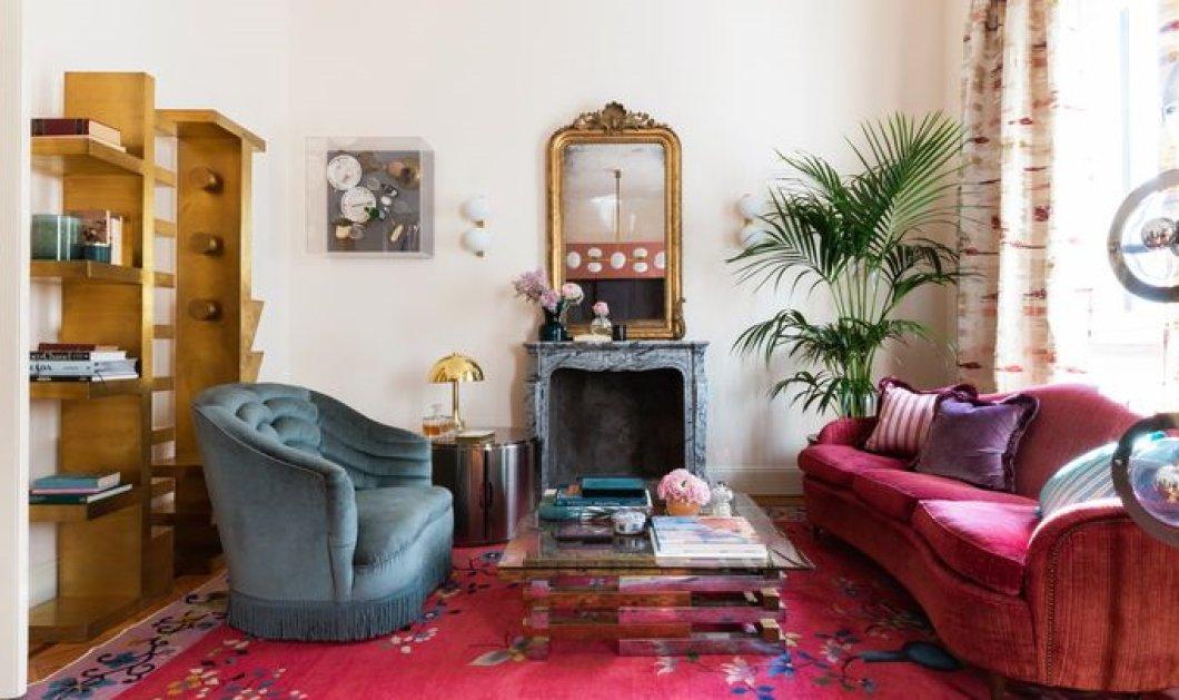Η δύναμη του ροζ – Βάση διακόσμησης για ένα υπέροχο σπίτι στο Μιλάνο (Φωτό)  - Κυρίως Φωτογραφία - Gallery - Video