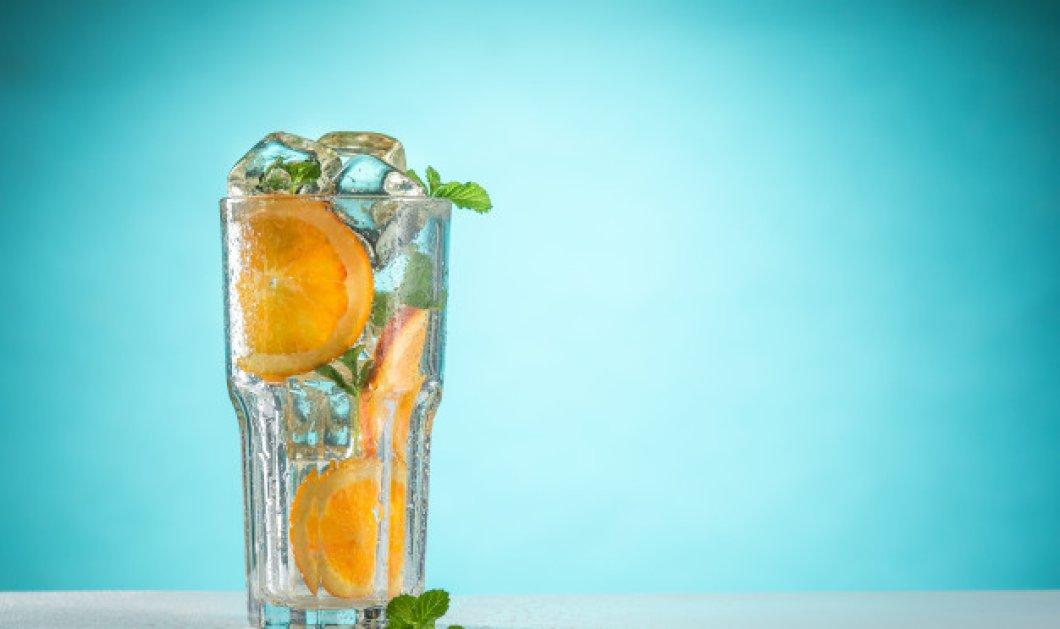 3 Συνταγές με νερό και φρούτα για απώλεια βάρους, αϋπνία και ανακούφιση από πόνους & φλεγμονές. - Κυρίως Φωτογραφία - Gallery - Video