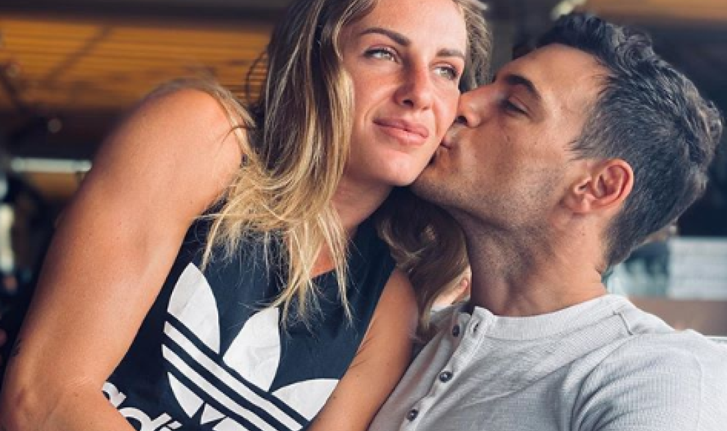 Full ερωτευμένη η Κατερίνα Δαλάκα με τον κούκλο σύντροφο της  - To tour στα ελληνικά νησιά & το παθιασμένο φιλί - Κυρίως Φωτογραφία - Gallery - Video