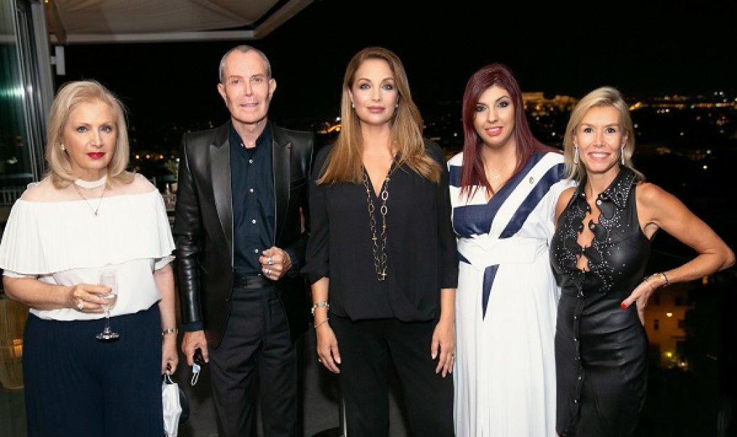 Λαμπερή βραδιά με τον μεγάλο φιλέλληνα Γάλλο σχεδιαστή Jean-Claude Jitrois - Εκδήλωση για τον ένα χρόνο δημιουργίας του δωματίου προς τιμήν του στο St.George Lycabettus hotel - Κυρίως Φωτογραφία - Gallery - Video