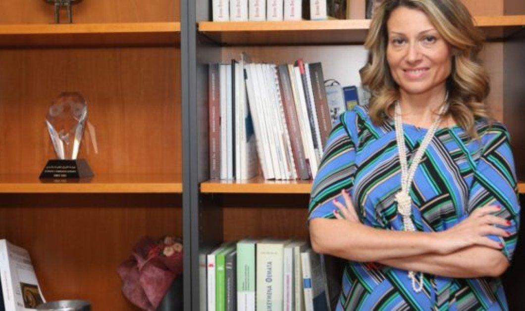 Βασιλική Λαζαράκου: Η Μανιάτισσα Αθηναία & σιδηρά κυρία της κεφαλαιοαγοράς – 25% γυναίκες στα Δ.Σ των εισηγμένων - Κυρίως Φωτογραφία - Gallery - Video