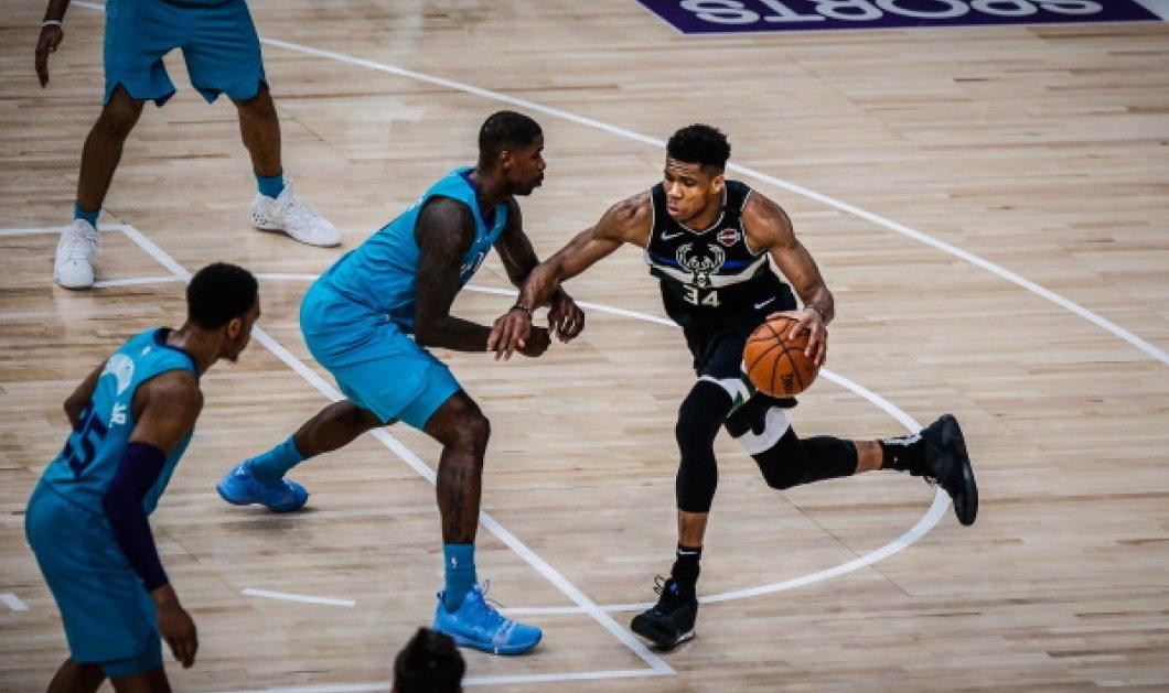 NBA Playoffs: Η πρεμιέρα των Μιλγουόκι Μπακς στα ημιτελικά της Ανατολικής περιφέρειας αποκλειστικά στην COSMOTE TV - Κυρίως Φωτογραφία - Gallery - Video