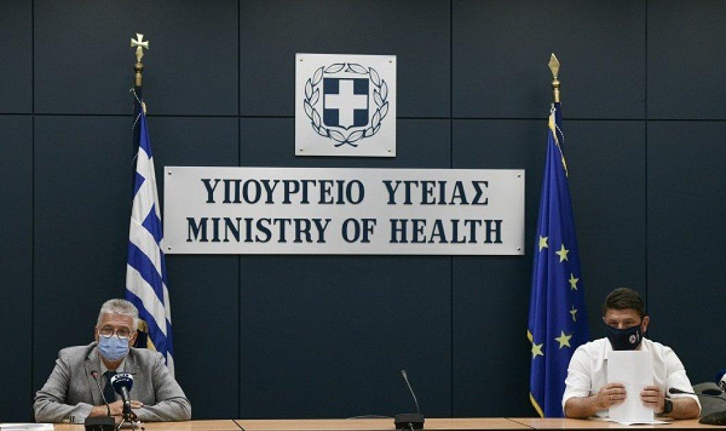 Κορωνοϊός - Χαρδαλιάς - Γώγος: Νέα μέτρα για εργαζόμενους σε γηροκομεία & κλειστές μονάδες - Ελπιδοφόρα τα στοιχεία για το ρωσικό εμβόλιο (βίντεο) - Κυρίως Φωτογραφία - Gallery - Video