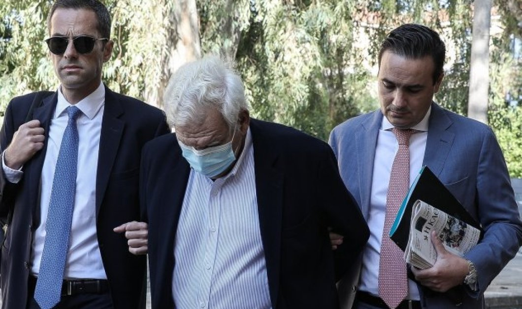 Folli Follie: Την αποφυλάκισή του ζητά ο Τζώρτζης Κουτσολιούτσος τρεις εβδομάδες μετά την προφυλάκιση - Κυρίως Φωτογραφία - Gallery - Video