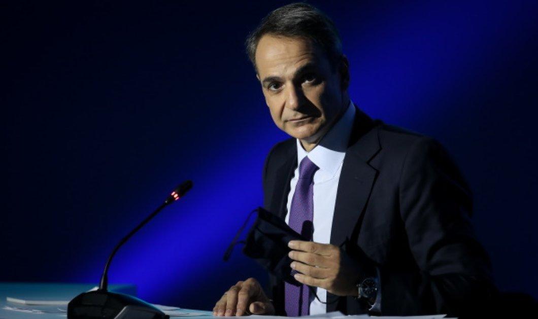 Κυρ. Μητσοτάκης: Είμαι απολύτως αισιόδοξος ότι το εμβόλιο θα είναι ασφαλές & αποτελεσματικό - Η Ελλάδα είναι σε όλα τα συμβόλαια προαγοράς  - Κυρίως Φωτογραφία - Gallery - Video
