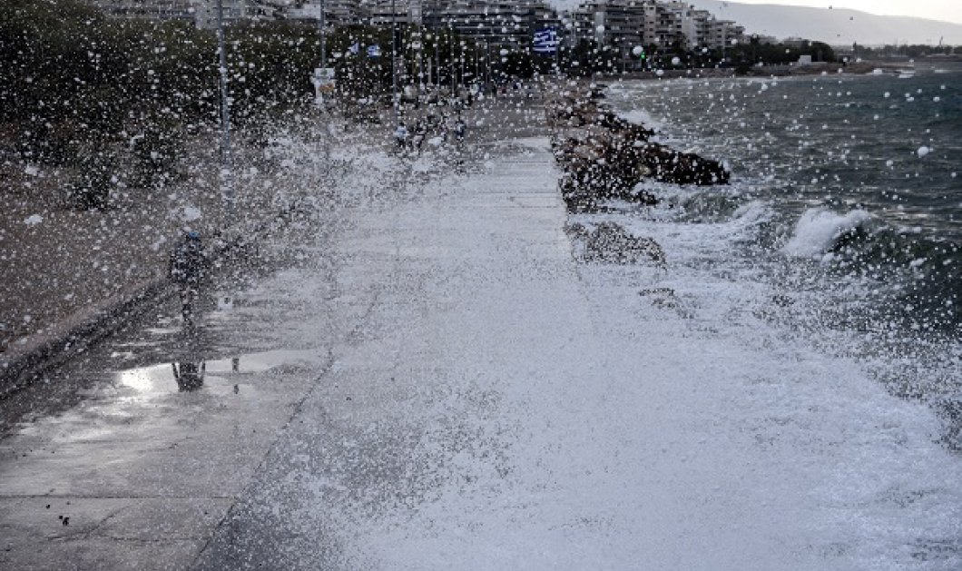 """Νέα επιδείνωση του καιρού μέχρι & την Τρίτη με βροχές & καταιγίδες - Αναλυτικά οι χάρτες με το """"σφυροκόπημα"""" σε Κεντρική & Δυτική Ελλάδα - Κυρίως Φωτογραφία - Gallery - Video"""