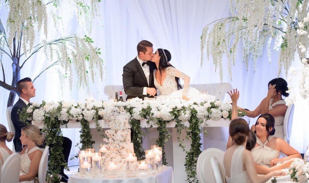 Γάμος το Φθινόπωρο; - Iδέες για τον στολισμό & την διακόσμηση στην δεξίωση (φωτό) - Κυρίως Φωτογραφία - Gallery - Video