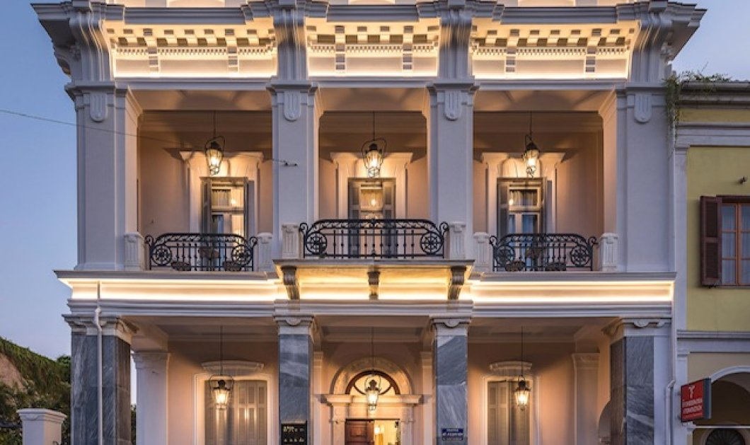 The Bold Type Hotel: Νέο υπερπολυτελές boutique ξενοδοχείο στην Πάτρα - ''Βαρύ'' αρχοντικό του 1800 με 10 μαγικές σουίτες & κήπο σαν από ταινία (φωτό) - Κυρίως Φωτογραφία - Gallery - Video