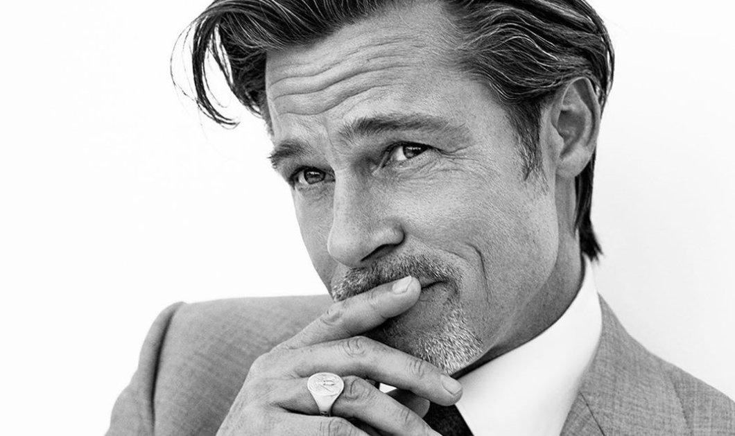 Ήρθε η σειρά του Brad Pitt να γίνει ambassador - μοντέλο του μεγαλύτερου Ιταλικού οίκου ανδρικής μόδας - Δεν είναι ερωτεύσιμος; (φωτό) - Κυρίως Φωτογραφία - Gallery - Video
