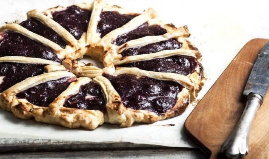Η Αργυρώ Μπαρμπαρίγου προτείνει ένα θεϊκό γλυκό: Cheesecake με σφολιάτα χωρίς ζάχαρη - Κυρίως Φωτογραφία - Gallery - Video