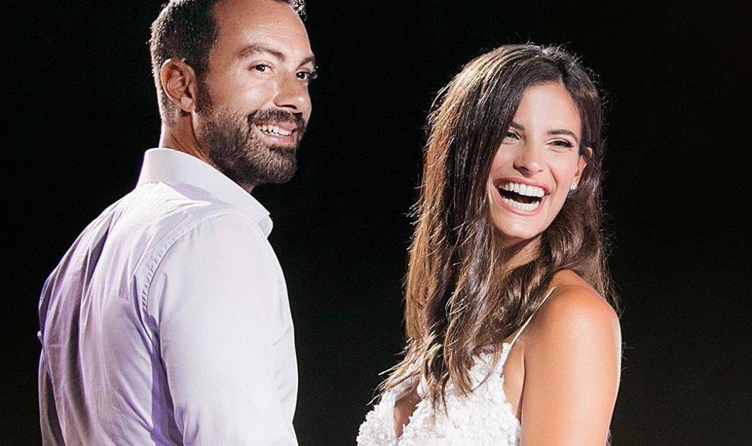 «Τσαλιμάκια» έκανε η Χριστίνα Μπόμπα στον Σάκη Τανιμανίδη για την φωτογραφία της δεύτερης επετείου του γάμου τους – Όποτε… (Φωτό)  - Κυρίως Φωτογραφία - Gallery - Video