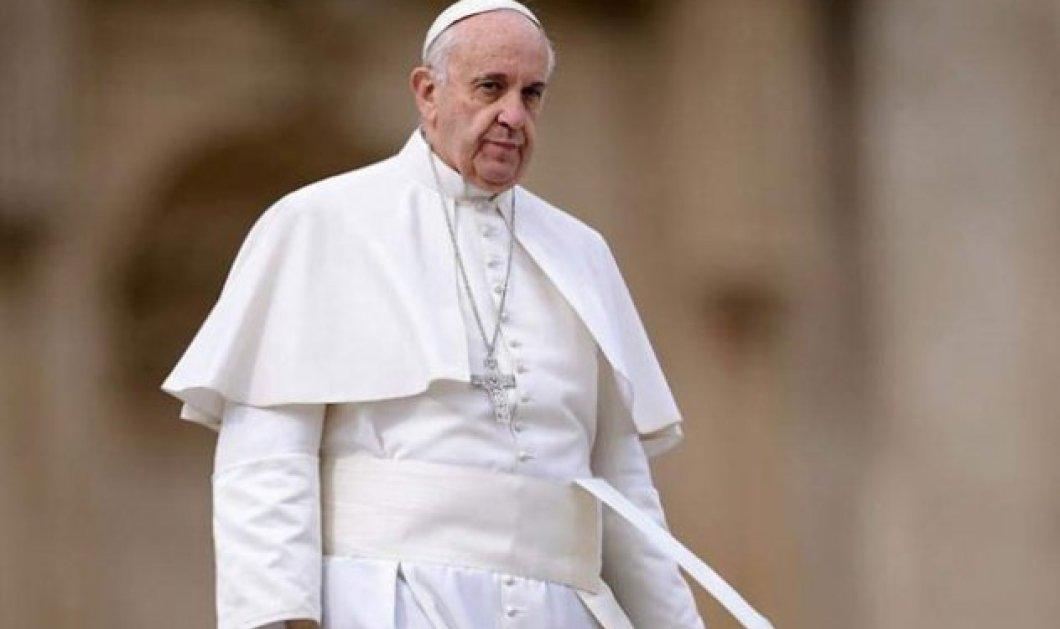 Ο πάπας Φραγκίσκος τα έβαλε με τους κουτσομπόληδες & τα trolls - «Ο διάβολος είναι ο...»  - Κυρίως Φωτογραφία - Gallery - Video