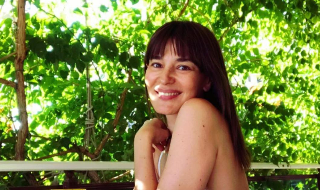 Μαρία Ναυπλιώτου: Αποχαιρετά το καλοκαίρι φορώντας το μπικίνι της – ''Άγαλμα'' το σώμα της Ελληνίδας ιέρειας  - Κυρίως Φωτογραφία - Gallery - Video