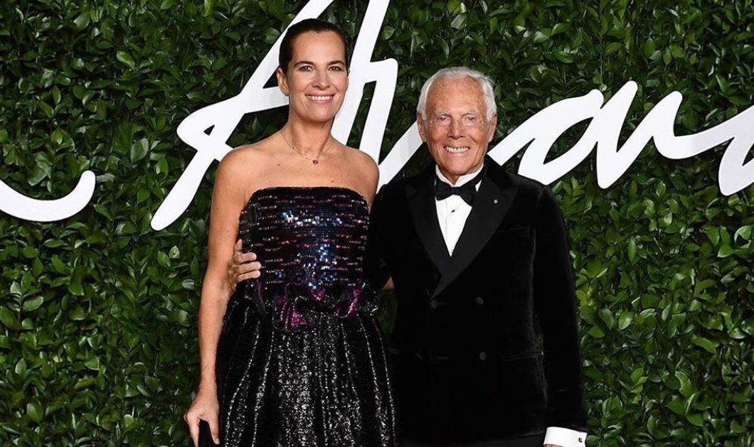 Ρομπέρτα Αρμάνι: Η ανιψιά – κληρονόμος του διάσημου πάμπλουτου σχεδιαστή μόδας, Τζόρτζιο Αρμάνι - Ντύνει όλους τους celebrities (Φωτό)  - Κυρίως Φωτογραφία - Gallery - Video