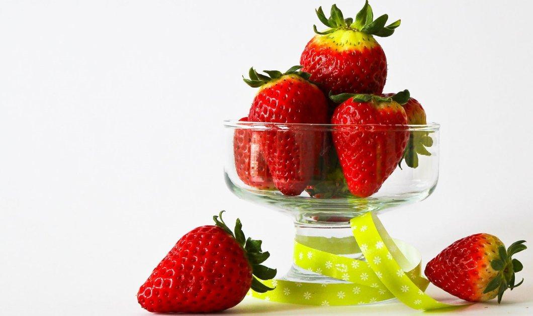 Φράουλα: Ο καρπός του πειρασμού & της απόλαυσης - Ιδιότητες & θρεπτική αξία - Κυρίως Φωτογραφία - Gallery - Video