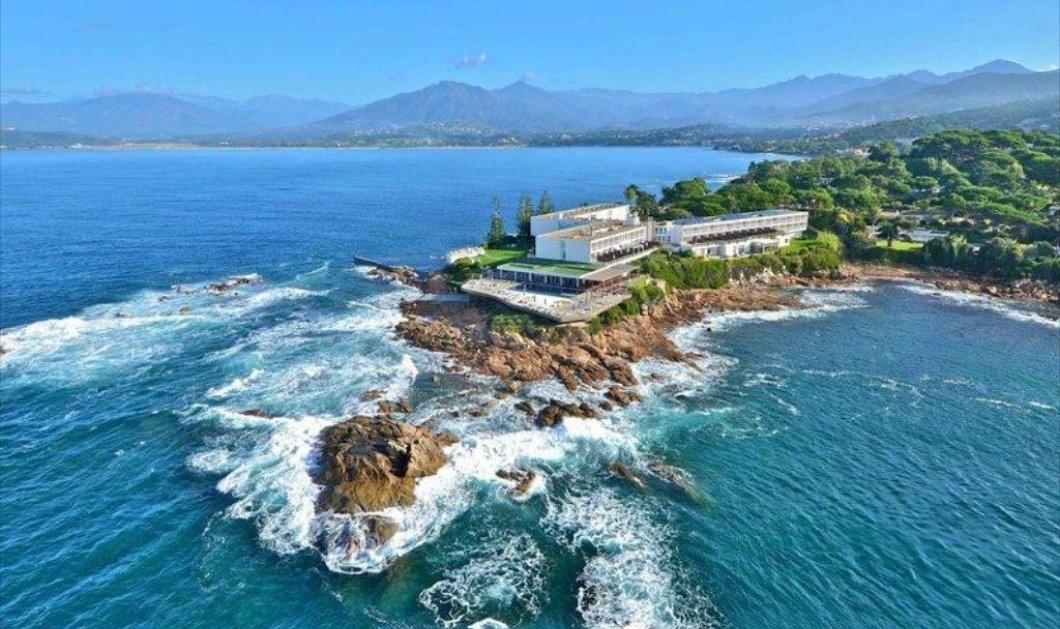 Sofitel Golfe d'Ajaccio Thalassa sea: Το υπερπολυτελές ξενοδοχείο όπου θα συναντηθούν οι 7 ηγέτες των μεσογειακών χωρών με πρόσκληση του Ε.Μακρόν (φωτό) - Κυρίως Φωτογραφία - Gallery - Video