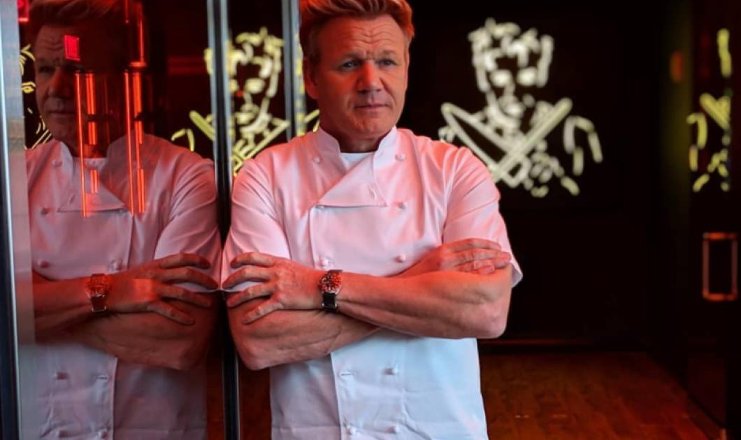 Ο διάσημος σεφ Γκόρντον Ράμσεϊ γίνεται αυτοκράτορας της εστίασης - Ανοίγει 200 εστιατόρια παρά τον κορωνοϊό  - Κυρίως Φωτογραφία - Gallery - Video