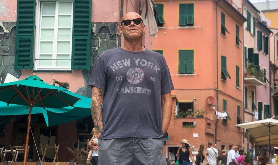 Ο γοητευτικός γιος του Τζώνη Καλημέρη: «Ο γιόκας μου» γράφει με καμάρι ο έμπειρος τηλεάνθρωπος (φωτό) - Κυρίως Φωτογραφία - Gallery - Video