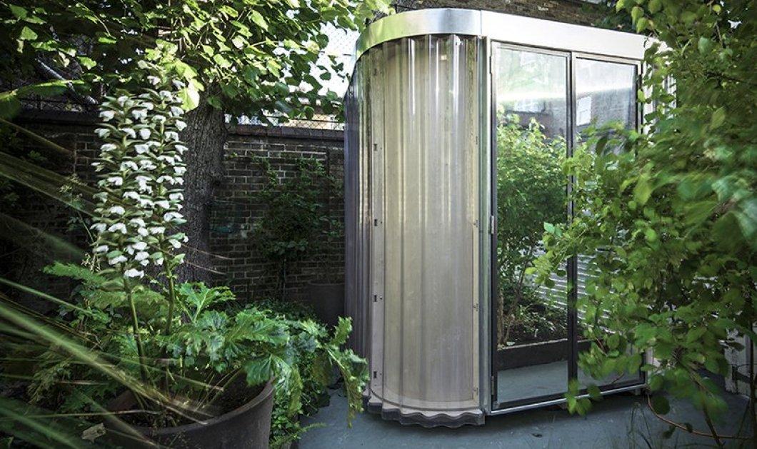 Το σπίτι - γραφείο του covid! - Αρχιτέκτονες δημιούργησαν ένα θαυμάσιο προκάτ μίνι δωμάτιο που μπαίνει στον κήπο ή όπου εσείς θέλετε (Φωτό & Βίντεο)  - Κυρίως Φωτογραφία - Gallery - Video