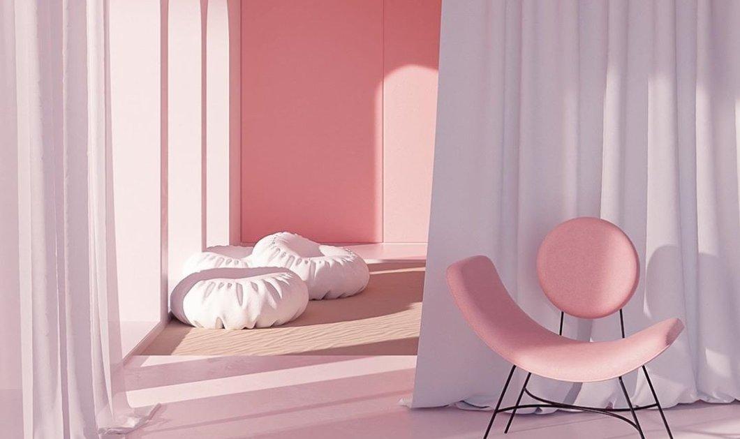 Όταν το ροζ στην διακόσμηση λειτουργεί σαν ηρεμιστικό - Υπέροχες εικόνες & προτάσεις για ισορροπία στην ατμόσφαιρα (φωτό) - Κυρίως Φωτογραφία - Gallery - Video