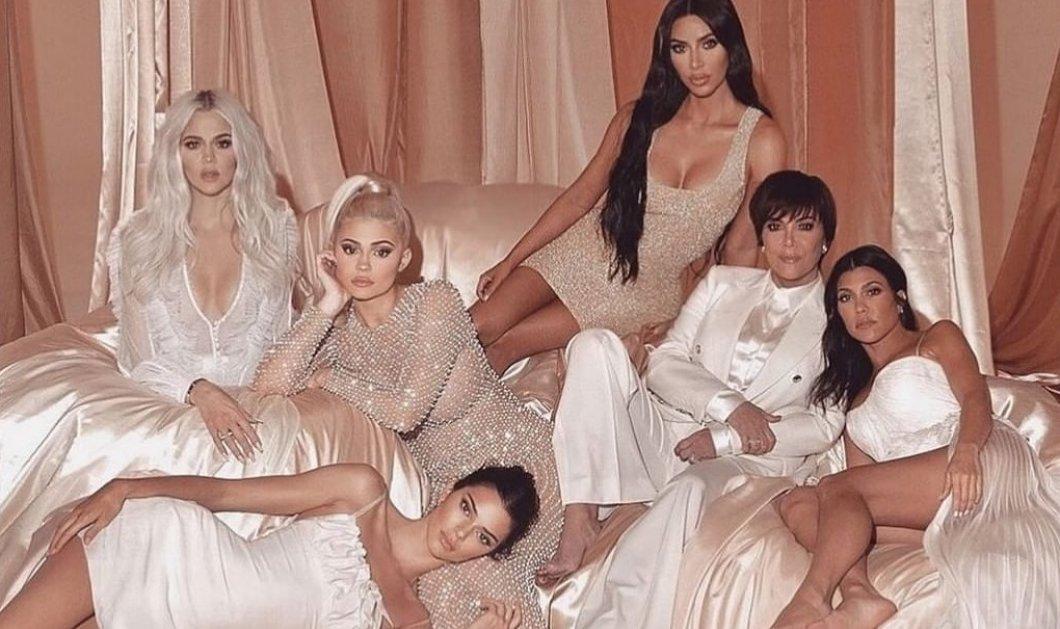 """Σταματά μετά από 14 χρόνια & 20 σεζόν το """"Keeping up with the Kardashians"""" - Με «βαριά καρδιά» το ανακοίνωσε στο instagram η Kim (φωτό) - Κυρίως Φωτογραφία - Gallery - Video"""