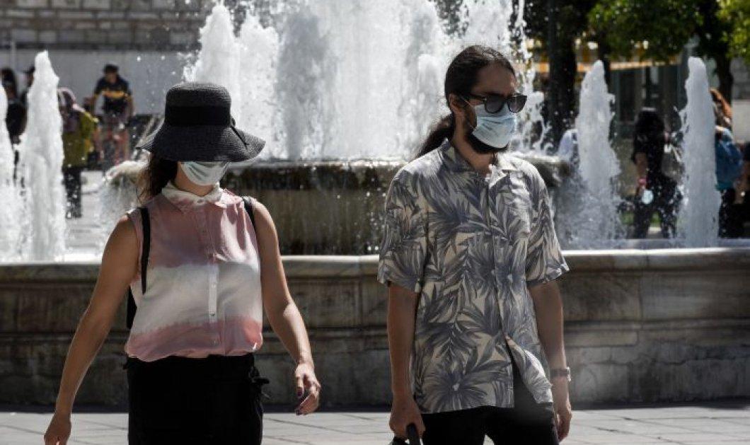 Κορωνοϊός - Ελλάδα: 248 νέα κρούσματα & 3 θάνατοι το τελευταίο 24ωρο - 46 στις ΜΕΘ - Κυρίως Φωτογραφία - Gallery - Video