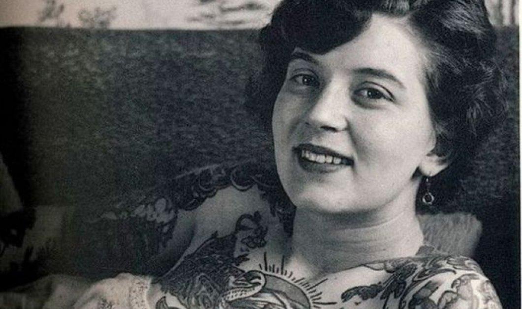 39 Vintage φωτογραφίες γυναικών με tattoo τον 19ο αιώνα - Η μόδα της δερματοστιξίας κρατάει... χρόνια!   - Κυρίως Φωτογραφία - Gallery - Video
