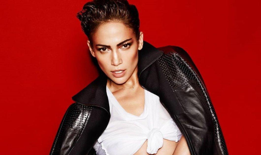 Η Jennifer Lopez με τελείως διαφορετικό look από ό,τι την έχουμε δει μέχρι σήμερα - Την μεταμόρφωσε ο Mario Testino (Φωτό)  - Κυρίως Φωτογραφία - Gallery - Video