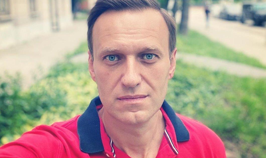 Αγνώριστος ο Αλεξέι Ναβάλνι στην πρώτη φωτογραφία από το νοσοκομείο: Αναπνέω χωρίς οξυγόνο - Η περιπέτεια του αντιπάλου του Βλάντιμιρ Πούτιν - Κυρίως Φωτογραφία - Gallery - Video