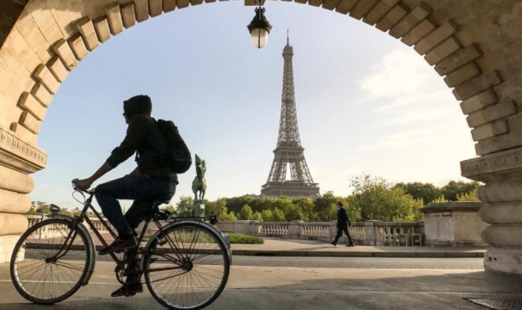 Αναστάτωση στο Παρίσι: Κρότος από αεροσκάφος έσπασε το φράγμα του ήχου -  Νόμιζαν ότι ήταν έκρηξη (βίντεο) - Κυρίως Φωτογραφία - Gallery - Video