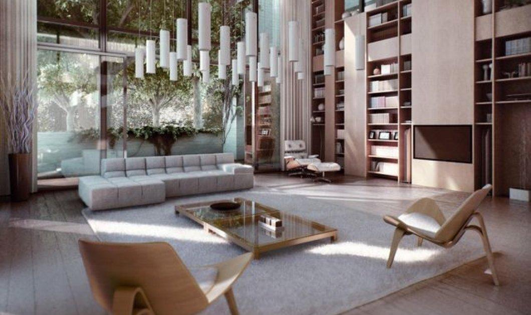 Ονειρεμένα loft: 15 ψηλοτάβανα διαμερίσματα με φυσικό φως & υπέροχη θέα (φωτό) - Κυρίως Φωτογραφία - Gallery - Video