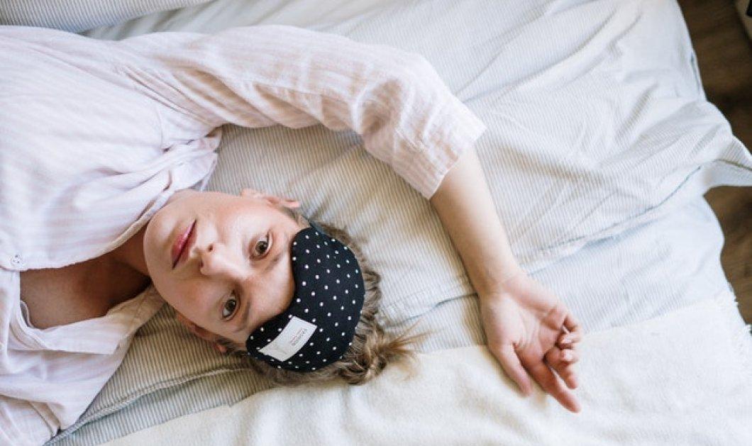 Όταν οι ανησυχίες σου σε κρατάνε ξύπνια - 4 συμβουλές για να κοιμάστε καλύτερα από την Κατερίνα Τσεμπερλίδου - Κυρίως Φωτογραφία - Gallery - Video
