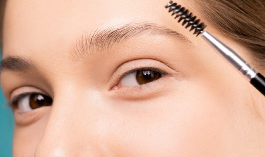 5+1 βήματα για να βγάλετε σωστά τα φρύδια σας - Θα «ανοίξει» το μάτι σας, θα ομορφύνετε (βίντεο) - Κυρίως Φωτογραφία - Gallery - Video
