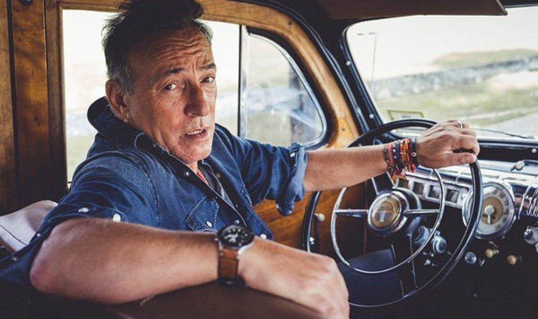 Αγέραστος ο Bruce Springsteen! Στα 71 του στην παραλία με καλογυμνασμένο σώμα (βίντεο) - Κυρίως Φωτογραφία - Gallery - Video