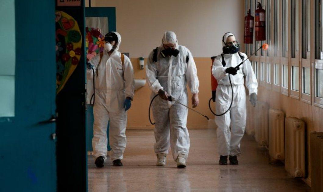 Κορωνοϊός - Γλυφάδα: Κρούσμα σε δημοτικό σχολείο, θετικός εκπαιδευτικός - Το ανακοίνωσε ο δήμαρχος - Κυρίως Φωτογραφία - Gallery - Video
