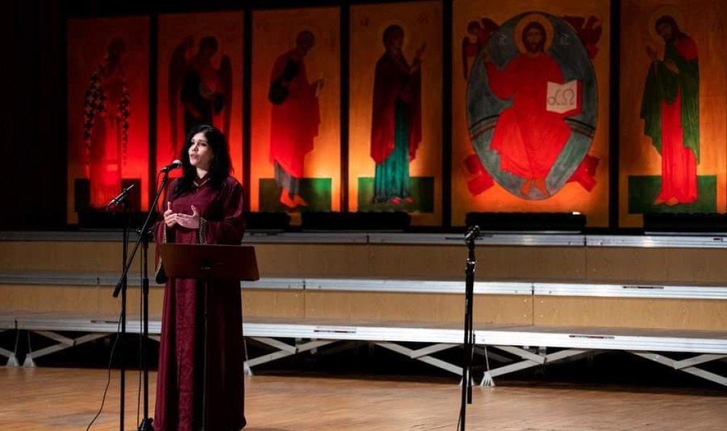 Τιμητική διάκριση για τη Νεκταρία Καραντζή στο φεστιβάλ θρησκευτικής μουσικής της Πολωνίας (φωτό & βίντεο) - Κυρίως Φωτογραφία - Gallery - Video