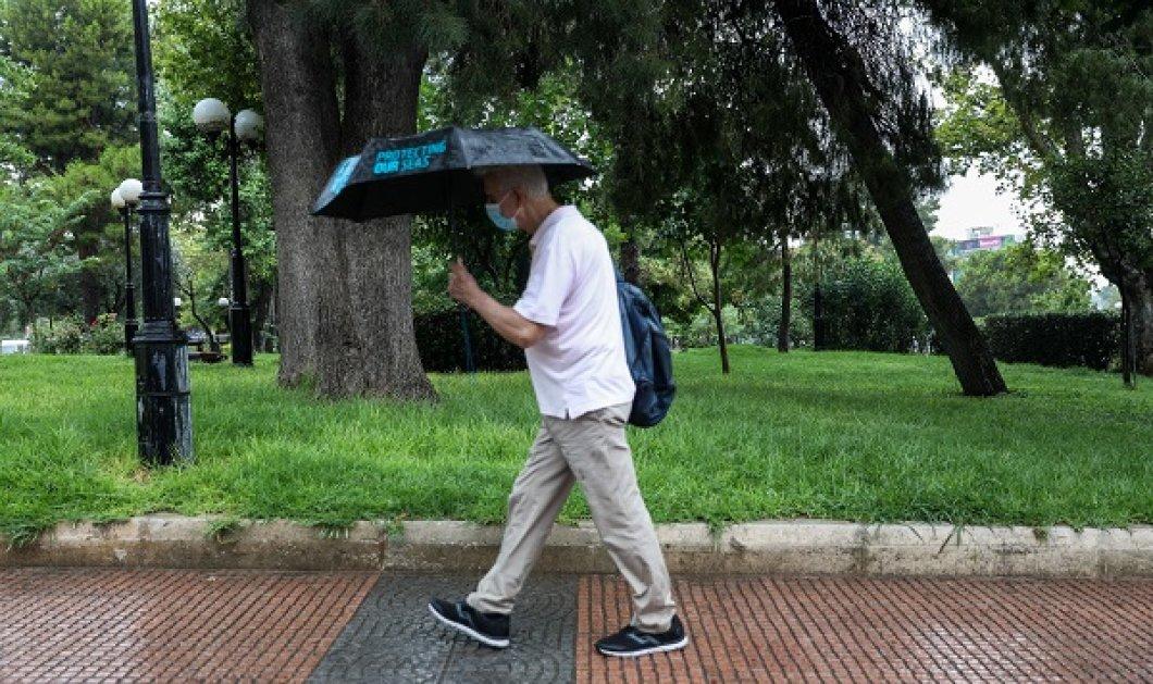 Επιδείνωση του καιρού με βροχές, καταιγίδες & χαλάζι - Σε ποιες περιοχές θα είναι πιο έντονα τα φαινόμενα - Κυρίως Φωτογραφία - Gallery - Video