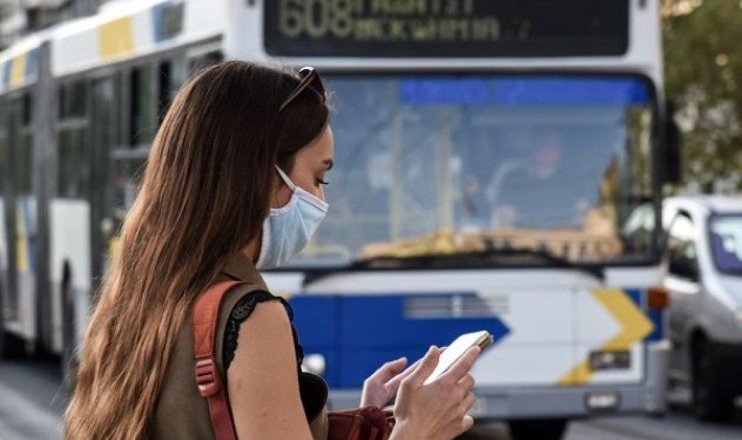 Κορωνοϊός: Ο αριθμός των ατόμων που επιτρέπονται σε ΙΧ & ταξί – Τα νέα μέτρα που ισχύουν σε ΜΜΜ  - Κυρίως Φωτογραφία - Gallery - Video