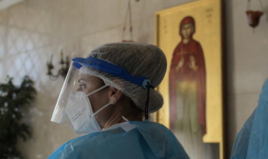 Κορωνοϊός: Εκκενώθηκε γηροκομείο στη Γλυφάδα - 5 κρούσματα, βρέθηκαν θετικοί στο τρίτο τεστ – Ποιος ήταν ο «ασθενής 0» (Βίντεο)  - Κυρίως Φωτογραφία - Gallery - Video