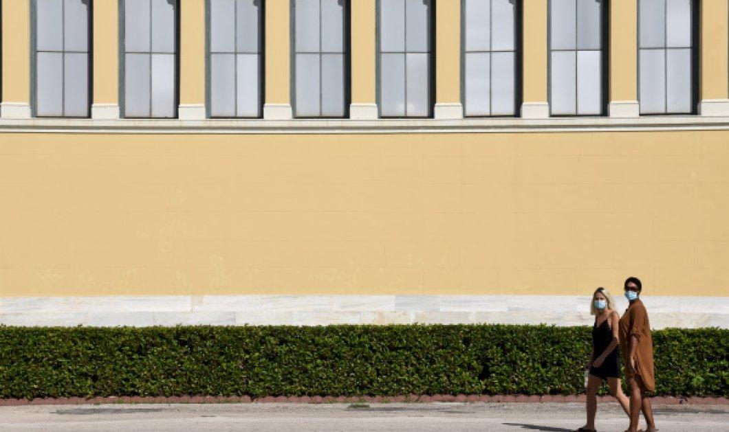 Κορωνοϊός - Η. Μόσιαλος: Δεν πρέπει να γίνει νέο lockdown - Μ. Δερμιτζάκης: Φοβάμαι ότι μπορεί να ζήσουμε στην Ελλάδα σκηνές Ιταλίας (Φωτό & Βίντεο)  - Κυρίως Φωτογραφία - Gallery - Video