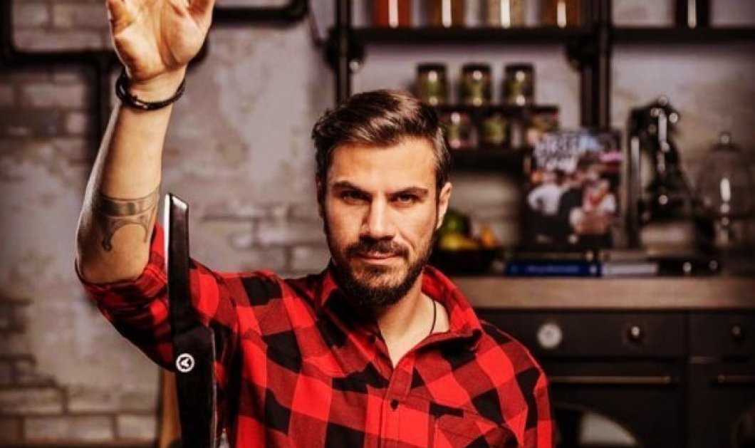 O Άκης Πετρετζίκης μας προτείνει μια μοναδική συνταγή - Μανιτάρια γεμιστά με σπανάκι & κατσικίσιο τυρί (Βίντεο)  - Κυρίως Φωτογραφία - Gallery - Video