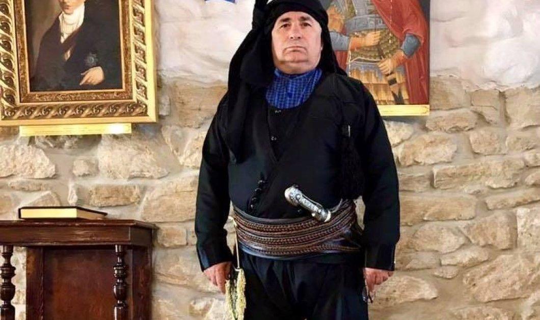 Κορωνοϊός- Βαλέριος Ασλανίδης: Ο πρώτος Έλληνας που έκανε το ρωσικό εμβόλιο αποκαλύπτει: Μπήκαμε σε ένα δωμάτιο, εκεί ήταν ένα ψυγείο, στους -32... (βίντεο) - Κυρίως Φωτογραφία - Gallery - Video