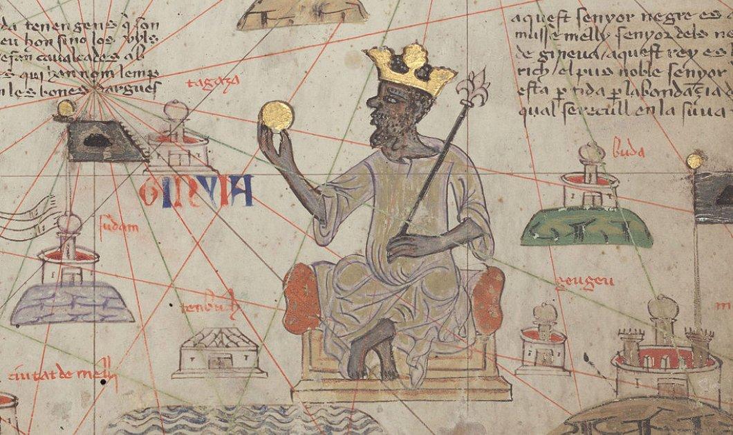 Mansa Musa: O Βασιλιάς του Μάλι, ο πλουσιότερος άνθρωπος που έζησε ποτέ στην Γη - ''Φτωχοί ο Τζεφ Μπέζος & ο Μπιλ Γκέιτς  - Κυρίως Φωτογραφία - Gallery - Video
