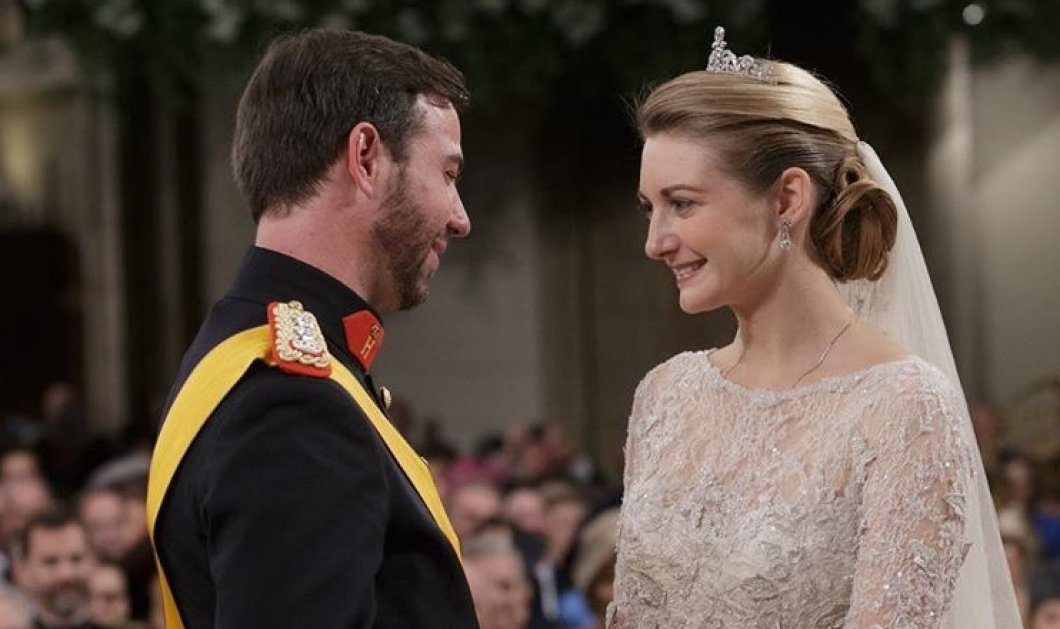 Επέτειος για τον πρίγκιπα Guillaume & την πριγκίπισσα Stéphanie του Λουξεμβούργου: 8 χρόνια γάμου - Ιδού οι φωτό ενός μεγάλου έρωτα  - Κυρίως Φωτογραφία - Gallery - Video